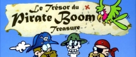 Le trésor du pirate Boom