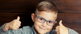 Mon enfant refuse de porter ses lunettes… Que faire?