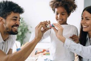 Activités parents-enfants stimulantes